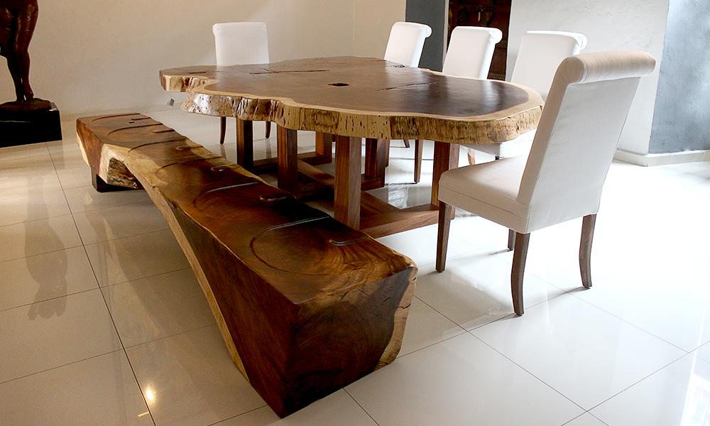 Base para mesa de Comedor de Cactus | El Dorado Galeria
